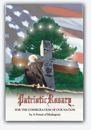 The Patriotic Rosary Booklet Cover
